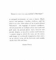 Poeme a Trois Voix Au Pied De La Montagne 1988 In Portfolio 3 Pc.  Limited Edition Print by Theo Tobiasse - 5