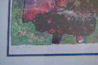 Untitled Lithograph Limited Edition Print by Theo Tobiasse - 3