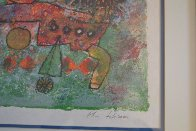 Untitled Lithograph Limited Edition Print by Theo Tobiasse - 4