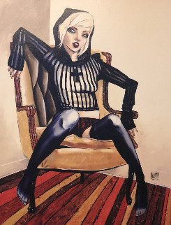 Hard Candy AP Embellished 2007  Limited Edition Print by Todd White