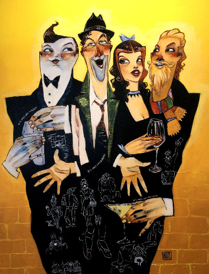Bar Tales  Limited Edition Print by Todd White