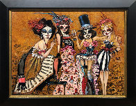 Dead Sexy  Embellished Limited Edition Print by Todd White - 1