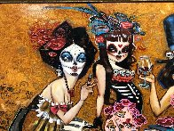 Dead Sexy  Embellished Limited Edition Print by Todd White - 3