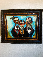 Unscrupulous 2014 Embellished Limited Edition Print by Todd White - 1