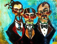 Unscrupulous 2014 Embellished Limited Edition Print by Todd White - 0