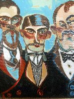 Unscrupulous 2014 Embellished Limited Edition Print by Todd White - 2