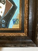 Unscrupulous 2014 Embellished Limited Edition Print by Todd White - 4