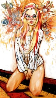 Confessions Embellished Limited Edition Print - Todd White