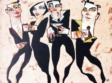 Jimmy Leg Tango 2003 Limited Edition Print - Todd White