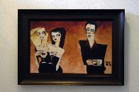 Dibbs 2006 Embellished Limited Edition Print by Todd White - 1