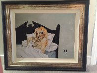 She Never Sleeps Alone 2005 Limited Edition Print by Todd White - 1