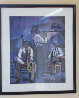 Jammin' 1991 Limited Edition Print by William Tolliver - 1