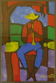 Lonesome Boy 1996 Limited Edition Print by William Tolliver