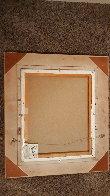 Carpenters 30x34 Original Painting by William Tolliver - 4
