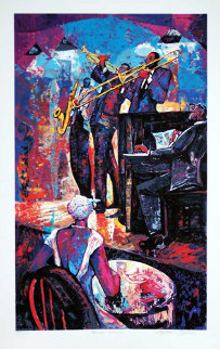 Midnight Serenade Limited Edition Print - William Tolliver
