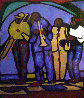Jazz Emotions I Limited Edition Print by William Tolliver - 0