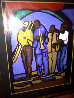 Jazz Emotions I Limited Edition Print by William Tolliver - 1