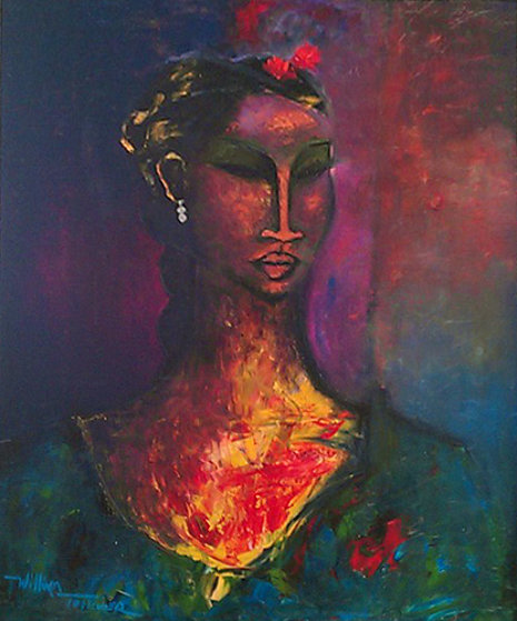 Emerald 1999  Limited Edition Print by William Tolliver