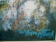 True Elegance Monotype 1993 51x37 Works on Paper (not prints) by William Tolliver - 3