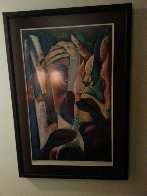 Natural Beauty 1990 Limited Edition Print by William Tolliver - 1
