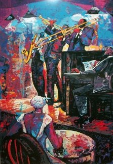 Midnight Serenade Limited Edition Print by William Tolliver