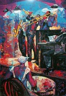 Midnight Serenade Limited Edition Print - William Tolliver