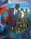 Smokin 1991 Limited Edition Print by William Tolliver - 0