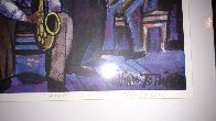 Jammin  1989 Limited Edition Print by William Tolliver - 2