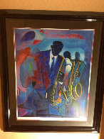 Smokin 1991 Limited Edition Print by William Tolliver - 3
