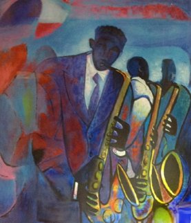 Smokin 1991 Limited Edition Print by William Tolliver