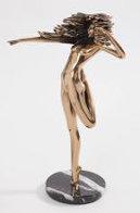 More Dancin' Bronze Sculpture 13 in Sculpture by Tom and Bob Bennett - 0