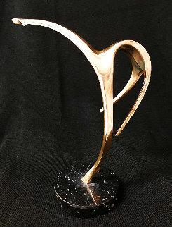 High Stepper Bronze Sculpture 1984 10 in  Sculpture by Tom and Bob Bennett