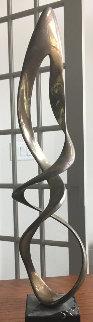 Crescendo Bronze Sculpture 1986 20 in Sculpture - Tom and Bob Bennett