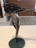 More Dancing Bronze Sculpture 1991 14 in Sculpture by Tom and Bob Bennett - 6