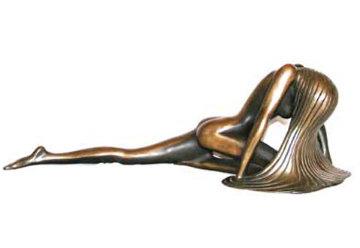 Reflections Bronze Sculpture AP 1979 23 in Sculpture - Tom and Bob Bennett