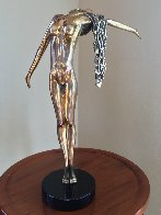 Yesterday Bronze Sculpture 16 in Sculpture by Tom and Bob Bennett - 0