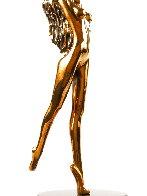 Dream Catcher Bronze Sculpture 1996 18 in Sculpture by Tom and Bob Bennett - 6