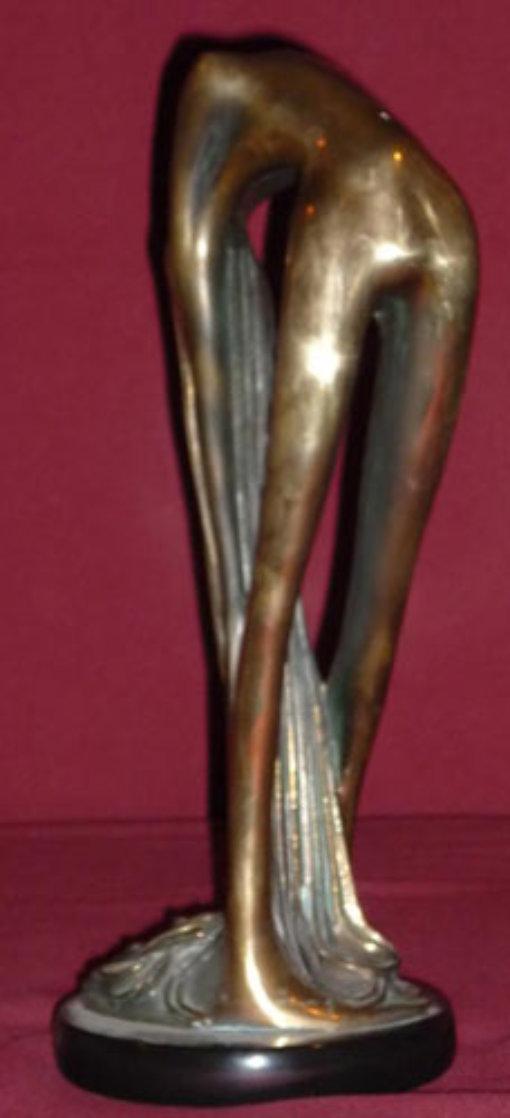 Serene (Study) Bronze Sculpture AP 1977 12 in Sculpture by Tom and Bob Bennett
