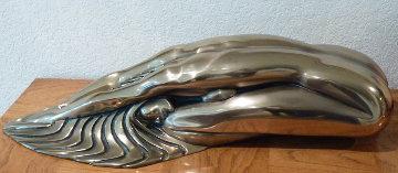 Odette Bronze Sculpture 1981 9 in Sculpture by Tom and Bob Bennett