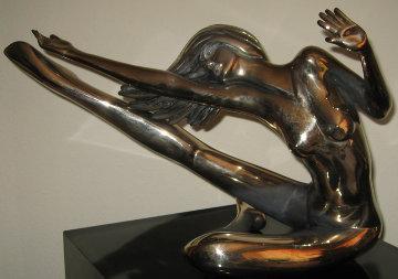 Encore Bronze Sculpture 1983 21 in Sculpture by Tom and Bob Bennett
