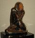 Bliss Bronze Sculpture 1989 19 in  Sculpture by Tom and Bob Bennett - 0