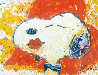 A Kiss is Just a Kiss 1999 Limited Edition Print by Tom Everhart - 0