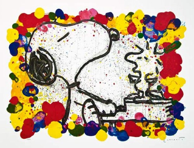 Super Star Limited Edition Print by Tom Everhart