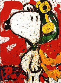 To Remember 2001 Limited Edition Print - Tom Everhart