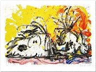 Blow Dry 2000 Limited Edition Print by Tom Everhart - 1