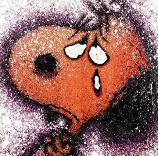 Tear 2007 Limited Edition Print by Tom Everhart