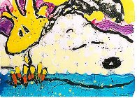 Bora Bora Boogie Bored 2007 Limited Edition Print by Tom Everhart - 1