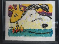Bora Bora Boogie Bored 2007 Limited Edition Print by Tom Everhart - 2