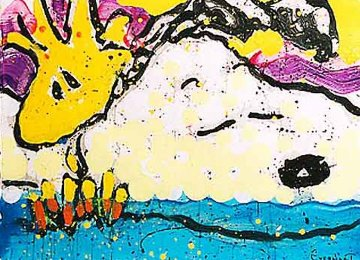 Bora Bora Boogie Bored 2007 Limited Edition Print by Tom Everhart