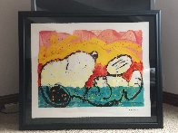 Bora Bora Boogie Down 2007 Limited Edition Print by Tom Everhart - 1